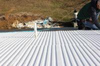 Platinum-Metal-Roof-Installation-2 metal roofing virginia Metal Roofing Virginia, Ventilation Specialist, Alpha Rain Platinum Metal Roof Installation 2