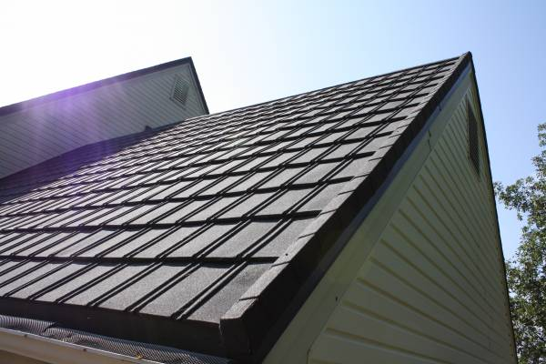 Various Metal Roofs And Products