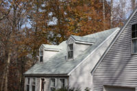 Granite Ridge Stone Coated Metal Roof