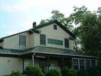 Hartford Green Standing Seam Metal Roof