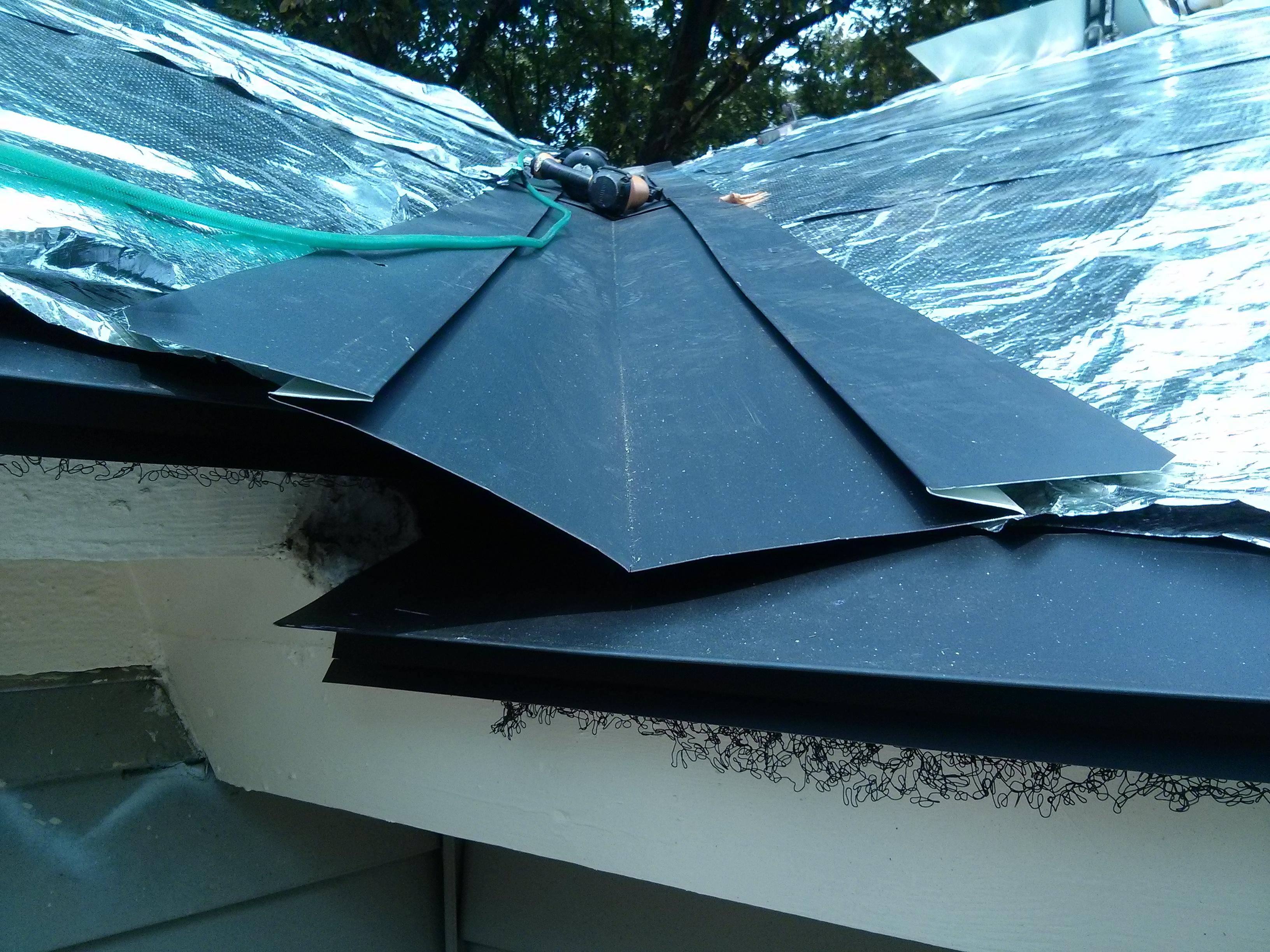 Leesburg Va Metal Roofing W Valley