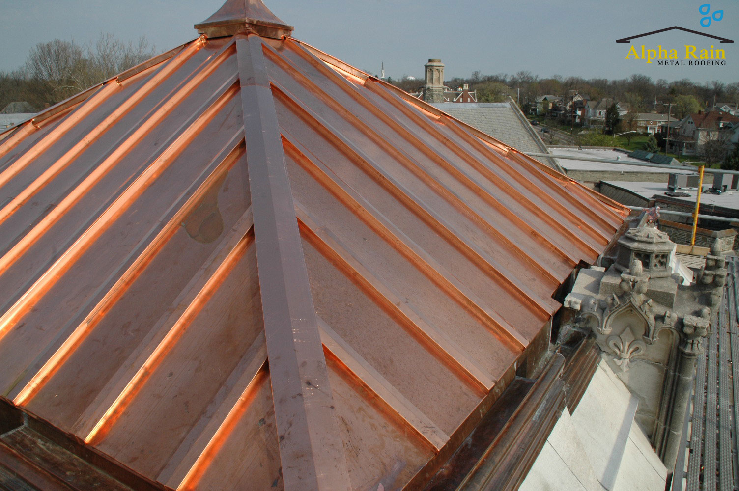 most trusted metal roof in virginia